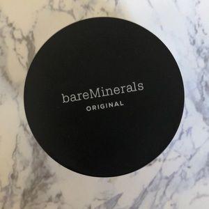 NEW - BareMinerals Original Foundation